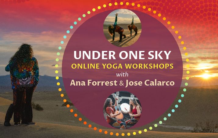 Forrest Yoga Online Classes