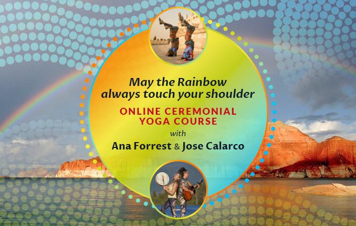 Forrest Yoga Rainbow Triology